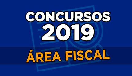 Concursos 2019: editais da área fiscal vão somar mais de 3 mil vagas