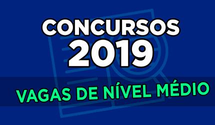 fe488b35c Concursos 2019  o que vem por aí no nível médio - Folha Dirigida