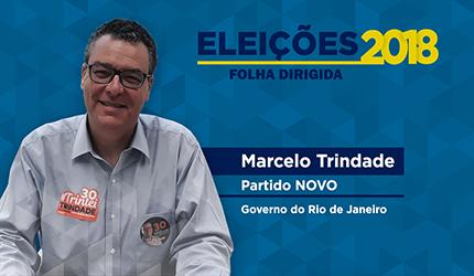Marcelo Trindade quer concursos para repor aposentadorias