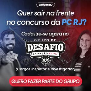 Grupo de Desafio PC-RJ