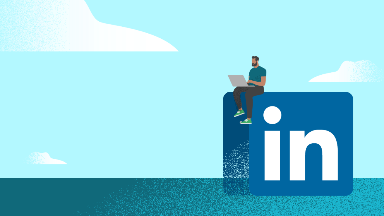 Sorteio do curso LinkedIn na Prática Folha+