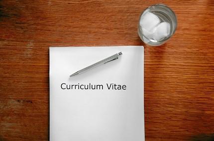 currículo (Foto: Pixabay)
