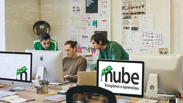 Nube seleciona estudantes de todo país para vagas de estágio