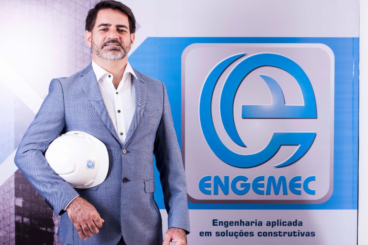 Marcílio Elias Rocha, fundador da Engemec