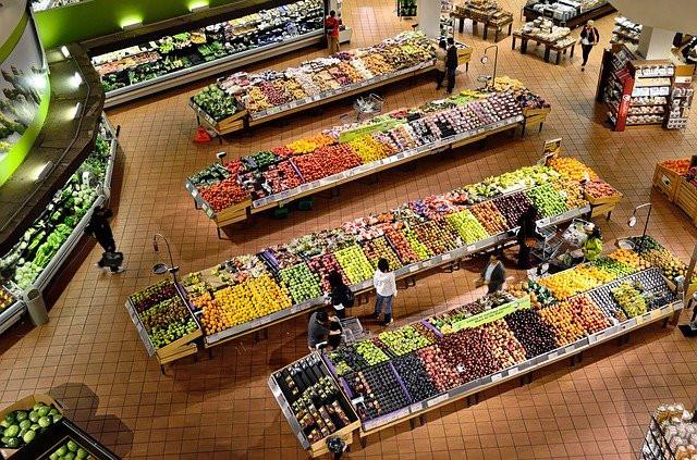 Setor supermercadista