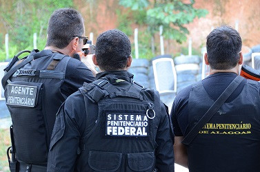 Concurso agente penitenciário-AL é avaliado (Foto: Jorge Santos/Agência Alagoas)