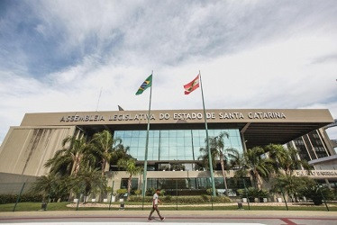Alesc estuda novo concurso para 2019 (Foto: Arquivo Agência AL)