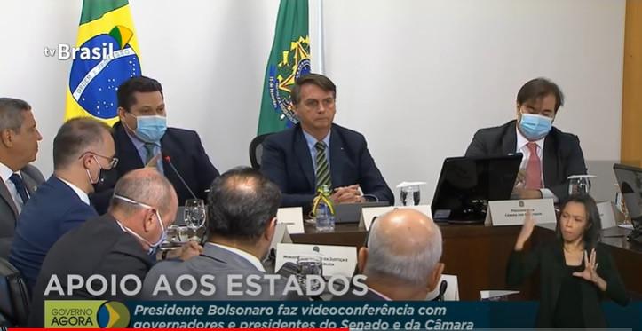 PLP foi aprovada pela Câmara e Senado (Foto: Reprodução TV Brasil)