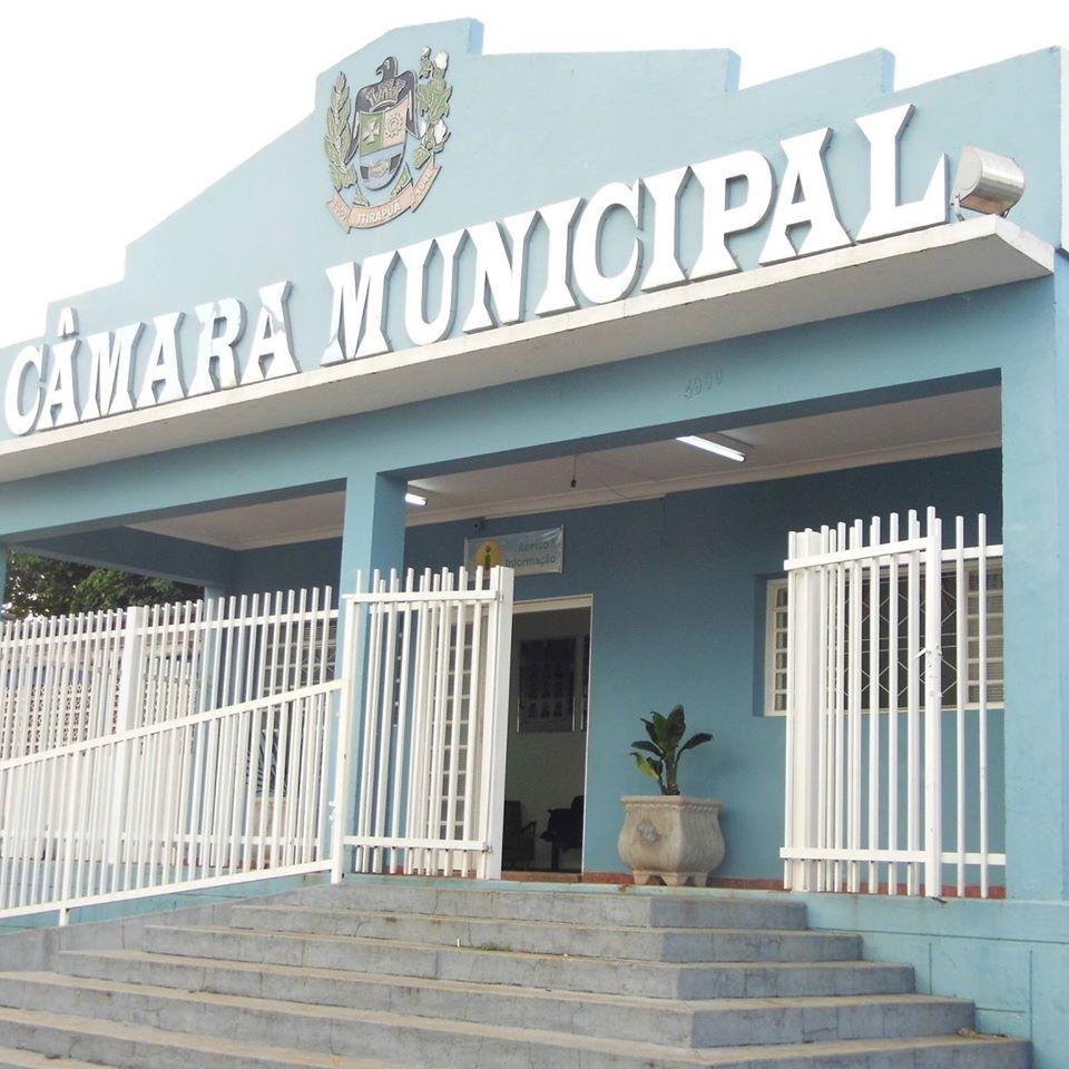 Câmara de Itirapuã-SP