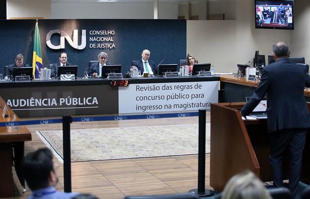 CNJ avalia mudanças em concursos para juiz (Foto: Gil Ferreira/Agência CNJ)