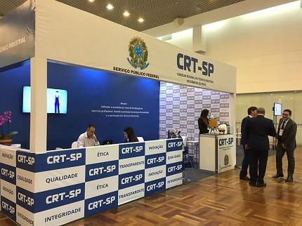 Concurso CRT-SP é realizado (Foto: CRT-SP/Divulgação)