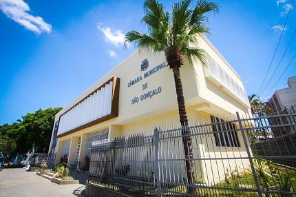 Câmara de São Gonçalo (Foto: Divulgação)