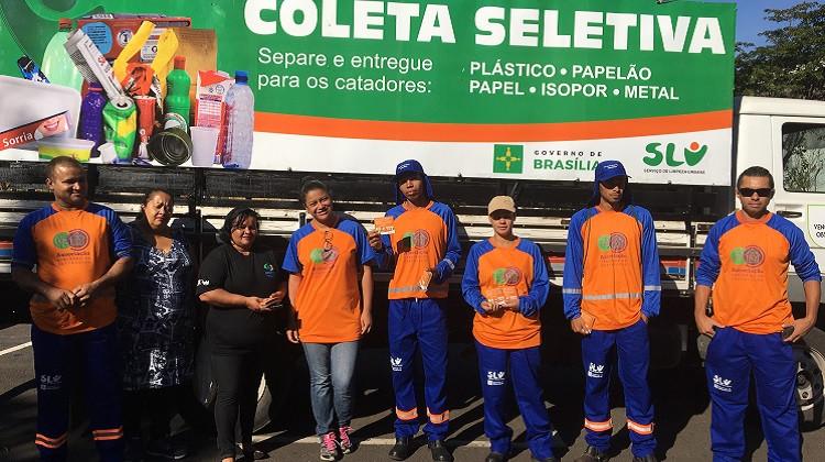 Governo do DF autoriza concurso para companhia de limpeza urbana