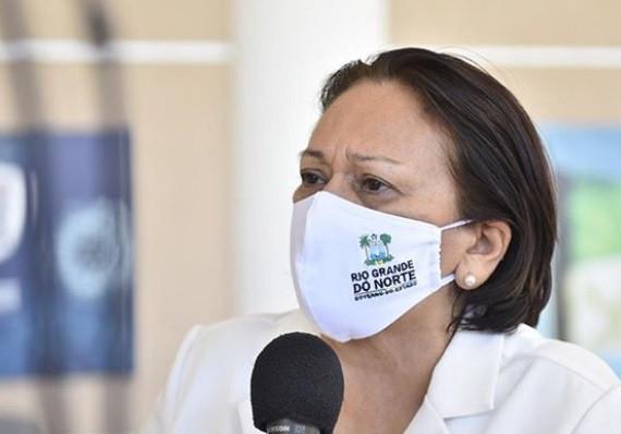 Governadora volta a confirmar concurso PC RN (Foto: Reprodução/Instagram)
