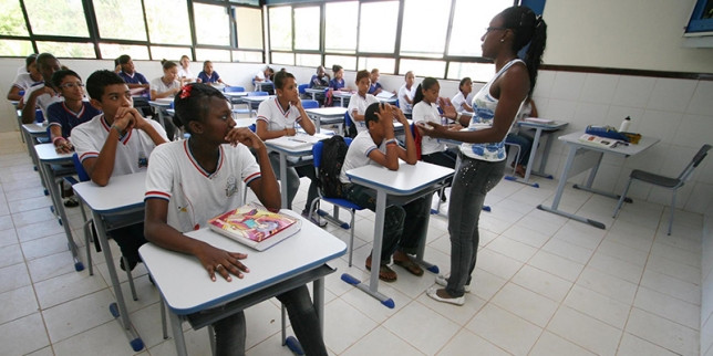 Deputado cobra contratações na rede pública de ensino da BA (Foto: Divulgação)