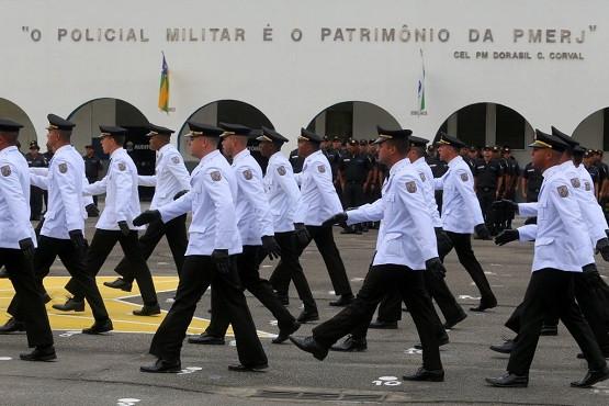 Concurso PMERJ oficiais tem projeto básico revelado (Foto: Governo RJ)