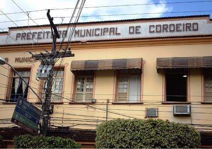 Cordeiro-RJ realiza concurso (Foto: Ascom/Cordeiro-RJ)
