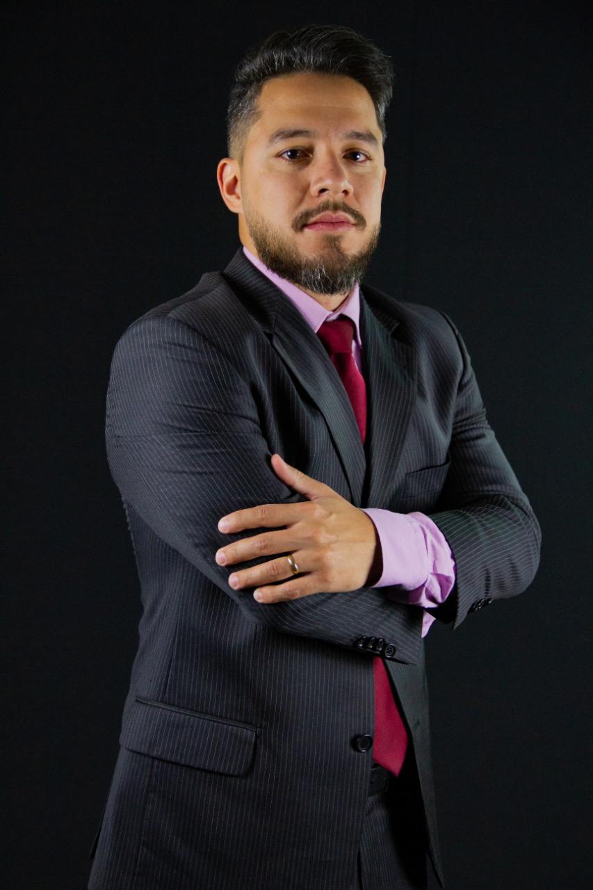 Diego Fontes é policial legislativo do Senado Federal (Foto: Arquivo pessoal)