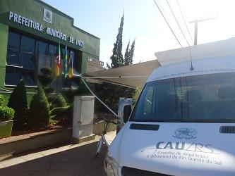 CAU-RS recebe inscrições em novo concurso (Foto: Prefeitura de Ivoti)