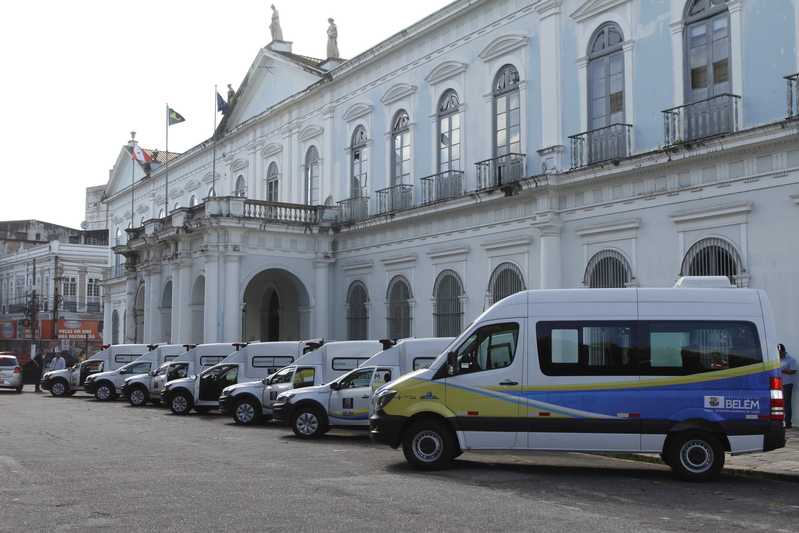 Concurso Belém-PA retifica edital para 562 vagas