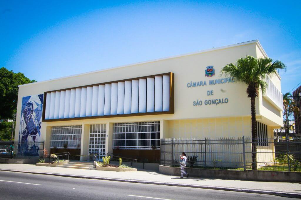 Concurso Câmara de São Gonçalo segue previsto (Foto: Divulgação/Câmara de São Gonçalo)