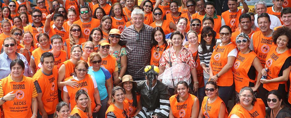Prefeitura de Manaus-AM seleciona 69 agentes de combate às endemias (Foto: Raimundo Valentim/Prefeitura de Manaus)