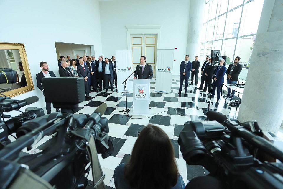 Governo do Paraná anuncia novos concursos (Foto: Agencia de Noticias do Paraná)