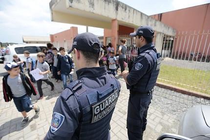Concurso Guarda Municipal de Joinville-SC é aberto (Foto: Prefeitura de Joinville)