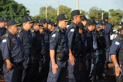 Guarda Metropolitana de Palmas prepara novo concurso (Foto: Governo TO)