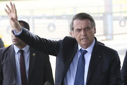 Bolsonaro volta a afirmar que vetará reajuste de servidores (Foto: Antonio Cruz/Agência Brasil)