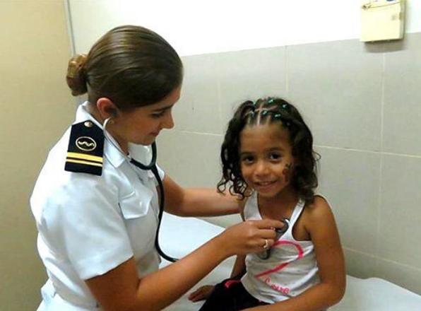 Concurso Marinha Saúde é retomado (Foto: Divulgação/Marinha do Brasil)