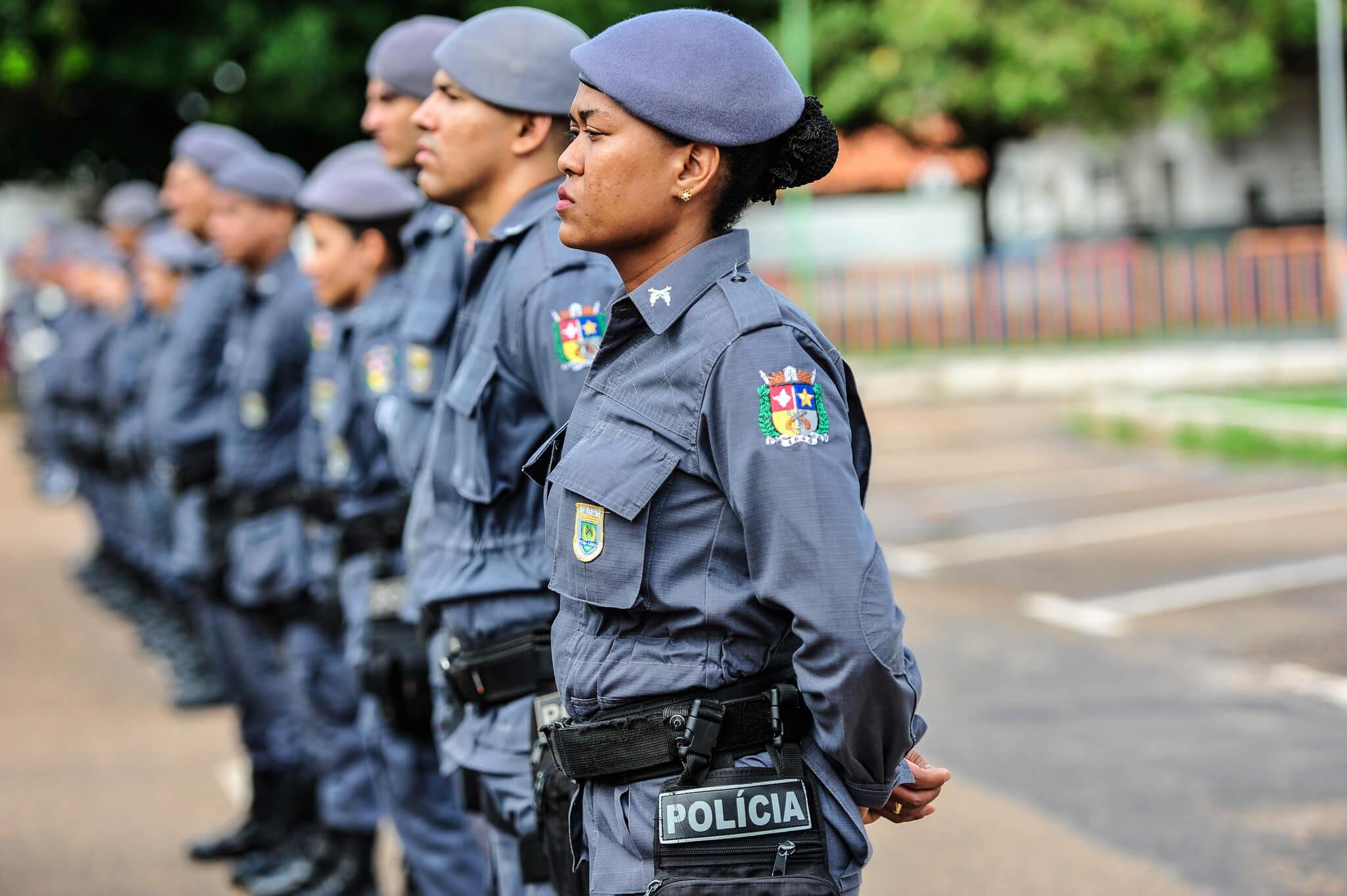 Policial militar do Amapá