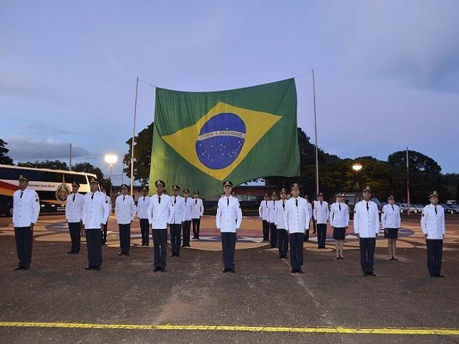 PM-DF realizou concurso com mais de 2 mil vagas para soldado (Foto: Divulgação/PM-DF)