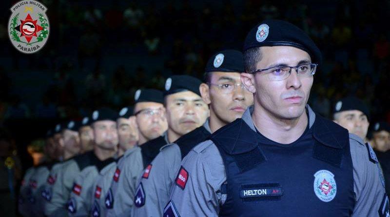 Concurso PM-PB 2020 usará nota do Enem 2019 (Foto: Polícia Militar-PB)