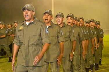Concurso Polícia Militar PI tem provas adiadas devido pandemia. (Foto: divulgação)