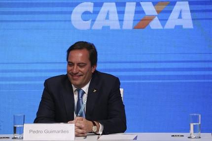 """""""Não há privatização da Caixa"""", diz novo presidente da estatal"""