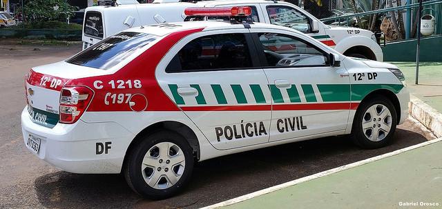 Concurso Polícia Civil-DF (Foto: Divulgação)