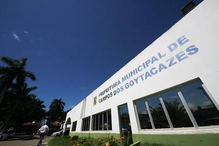 Concurso Campos dos Goytacazes é confirmado (Foto: Rafael Peixoto/Prefeitura de Campos-RJ)