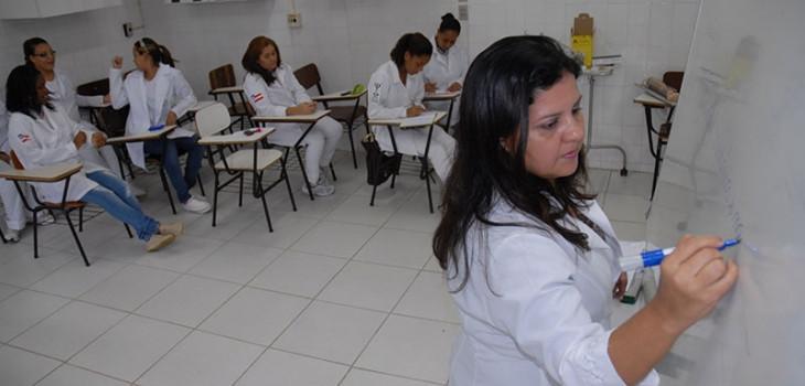Processo seletivo prevê contratação de nutricionistas. (Foto: SEC-BA/Divulgação)
