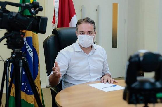 Governador Renan Filho anuncia novos concursos Alagoas (Foto: Facebook Renan Filho)