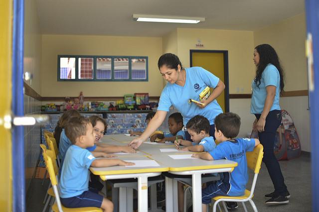 Concurso Educação DF terá oportunidades para professores substitutos