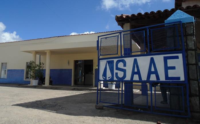 SAAE de Catu-BA recebe inscrições até 5 de julho. (Foto: Divulgação)