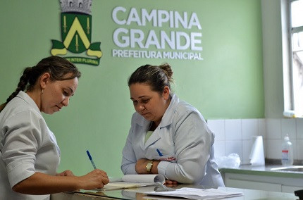 Sai edital do concurso Campina Grande PB (Foto: Divulgação/Codecom)