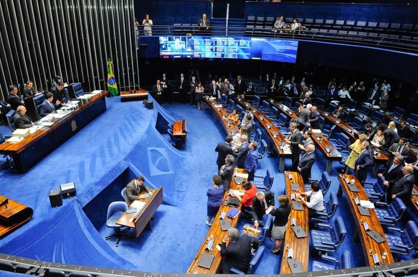 Senado pode votar PEC que congela validade de concursos (Foto: Waldemir Barreto/Agência Senado)