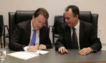 Superintendente do INSS no Piauí, Ney Ferraz diz que concurso INSS está autorizado (Foto: Governo do Piauí)
