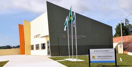 TRE-PR prorroga contrato com a banca FCC (Foto: Divulgação/TRE-PR)