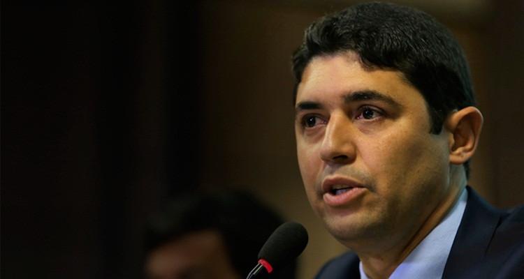 Wagner Rosário é mantido como ministro da CGU (Foto: Divulgação/CGU)