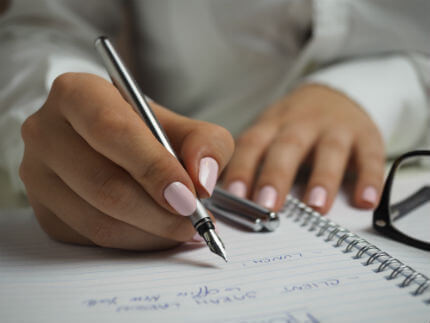 agenda para planejar concursos