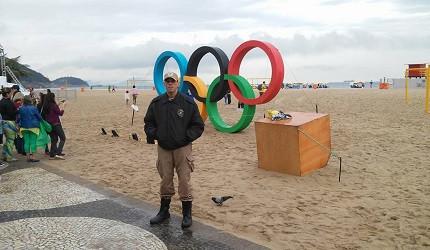 Anderson Luiz revela como passou para a Guarda do Rio