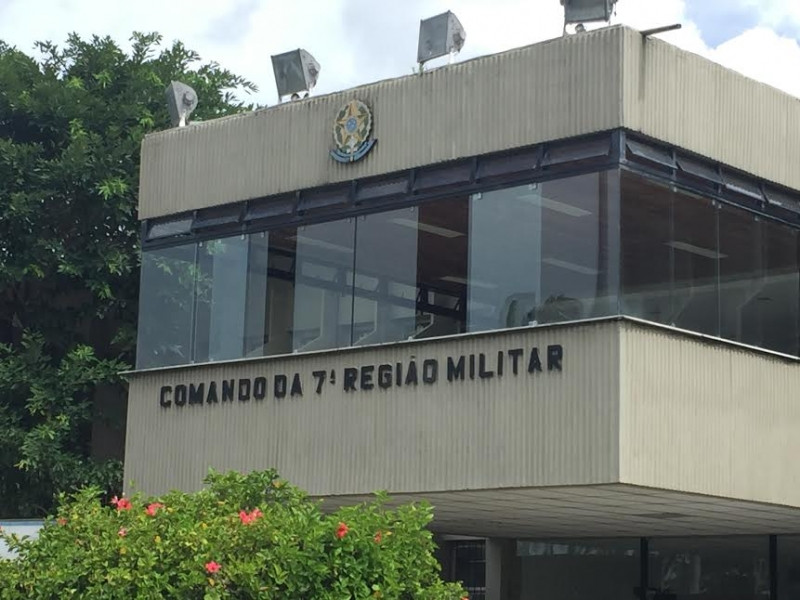 Comando da 7ª Região Militar do Exército